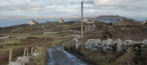 View over Cape Clear