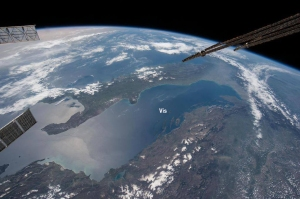 Satellitbild Vis