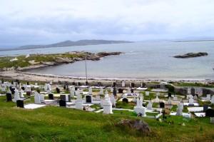 Arranmore graveyard