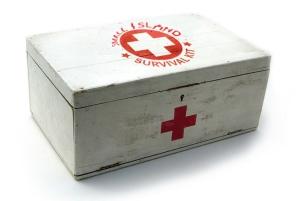 Small island survival kit