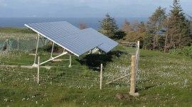 30 kW solar panels