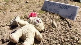 Safi Siyap's grave