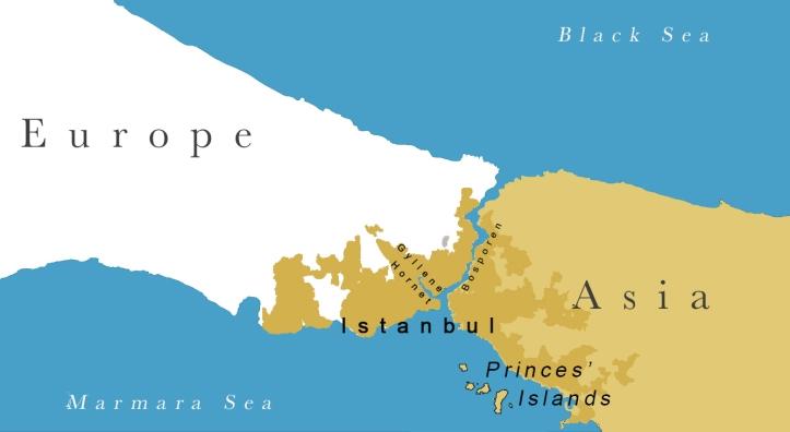 Istanbul karta eng