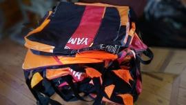 Life vest bags