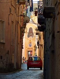 Procida street