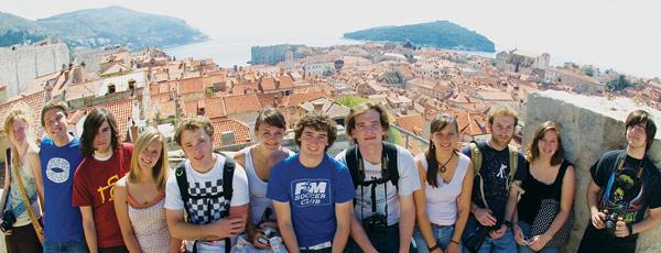 croatian-students