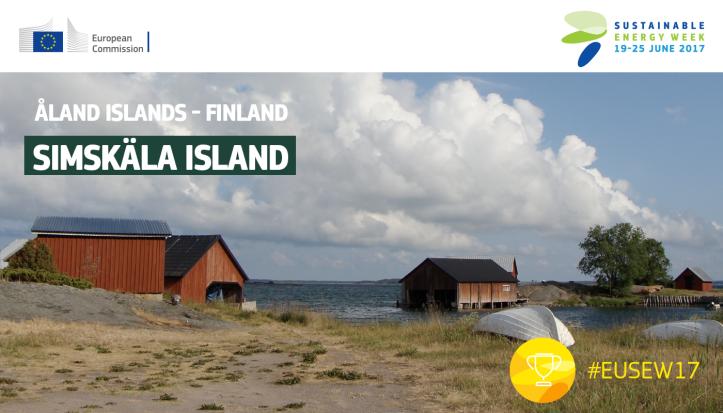 Finland Simskala Island