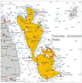 Ithaca-Sea-Chart
