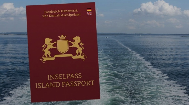 Island passport