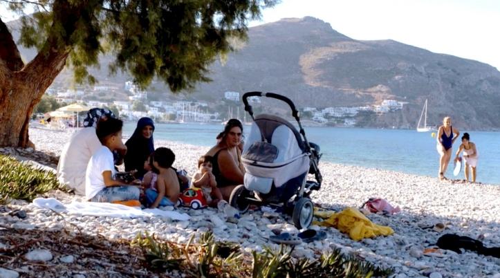Tilos-beach