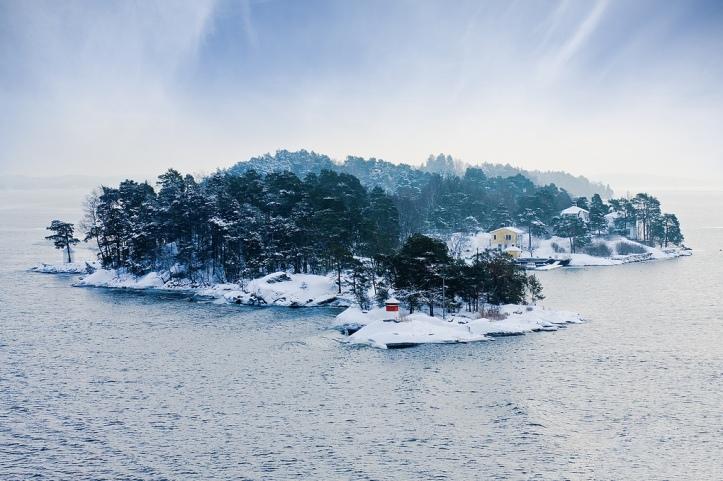 Winter Island Stockholm